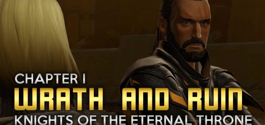 Knights of the Eternal Throne - The old Republic