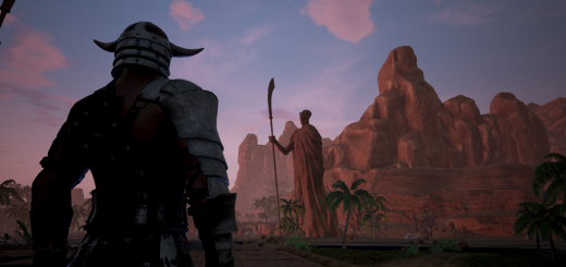 Conan Exiles - Base view
