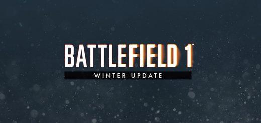 Battlefield 1 - Winter Update
