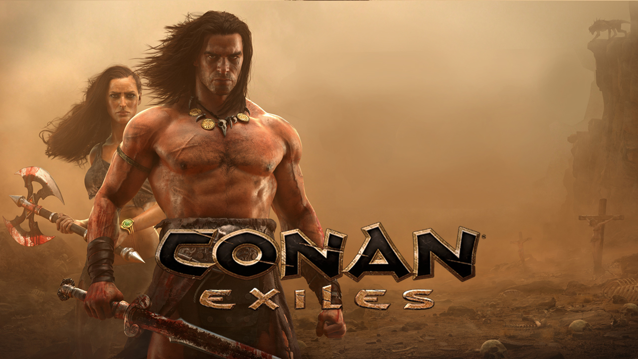 Conan exiles dedicated server lan s