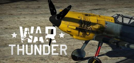 BF 109 Messerschmitt