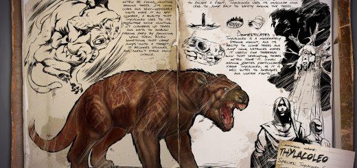Thylacoleo Dossier