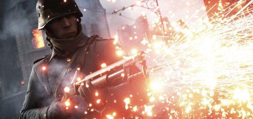 Battlefield 1 - Shotgun