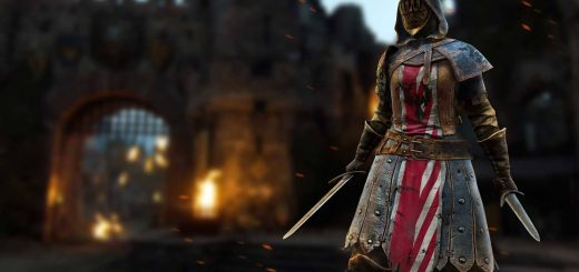 Peacekeeper - For Honor